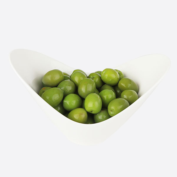 NOCELLARA WHOLE GREEN OLIVES