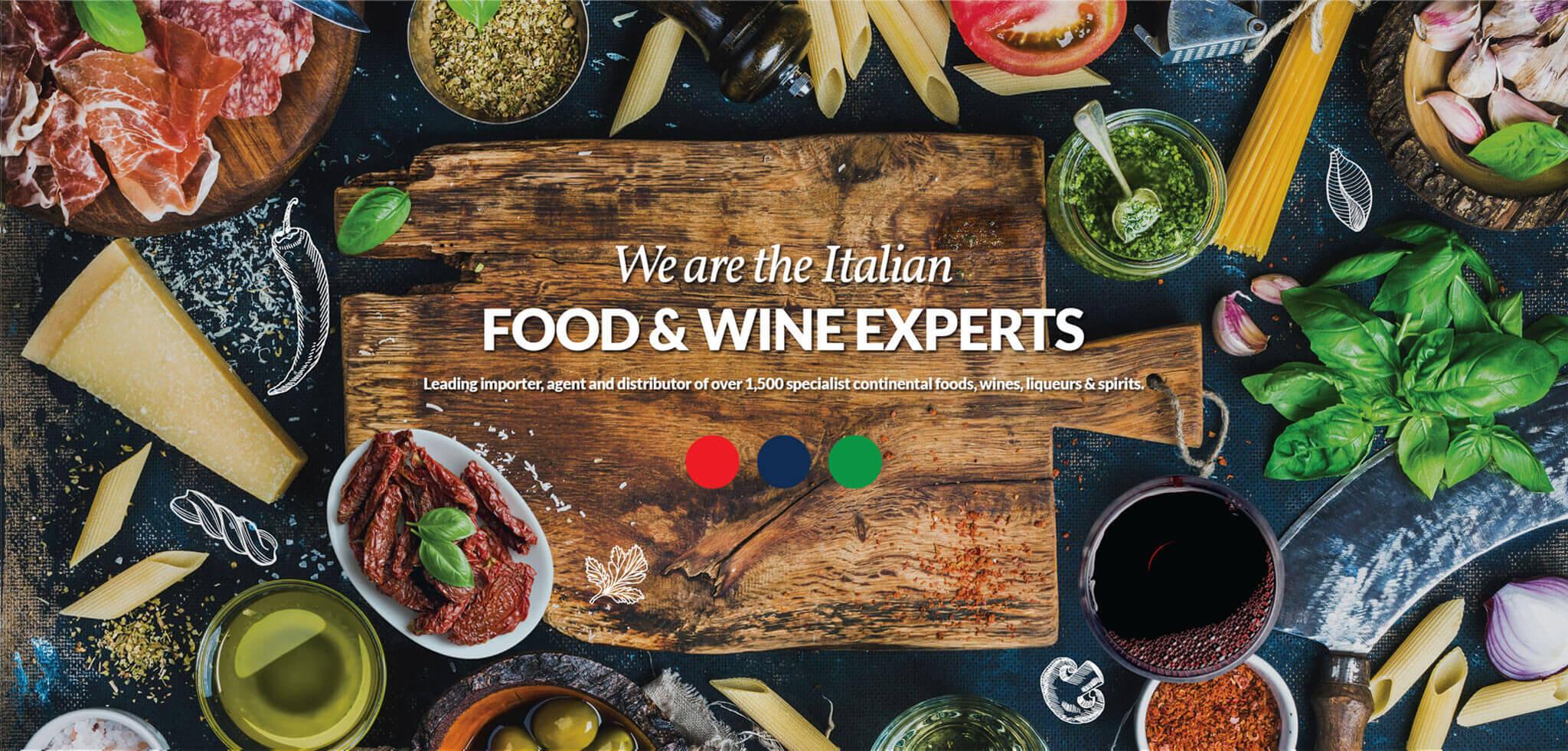 CQS - Continental Quattro Stagioni - Italian Food & Wine